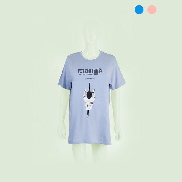 Fronte maglietta ciclista